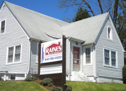 Raines Property Management Office